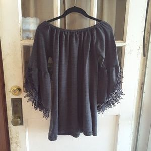 Win win tunic top